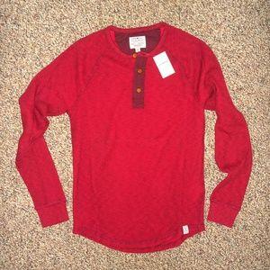 Men's LUCKY BRAND Thermal Henley Shirt
